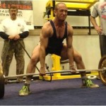 bicep pain while deadlifting