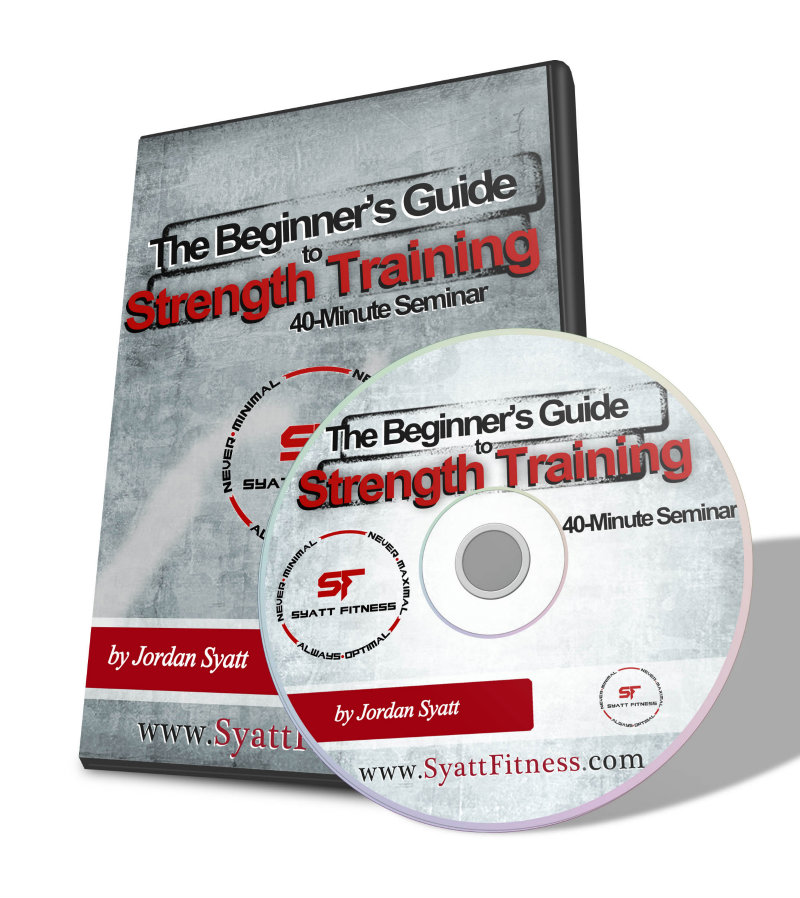 Beginner's Guide to Strength Training - Syatt Fitness