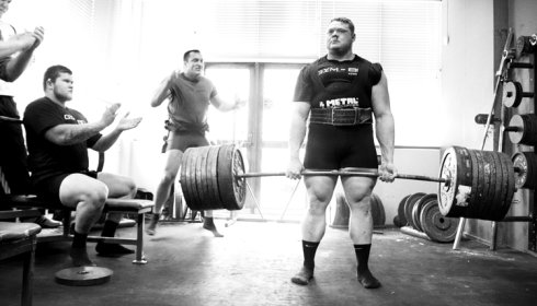 How to Work Up to a 1 Rep Max: A Simple Method for Maximal Strength