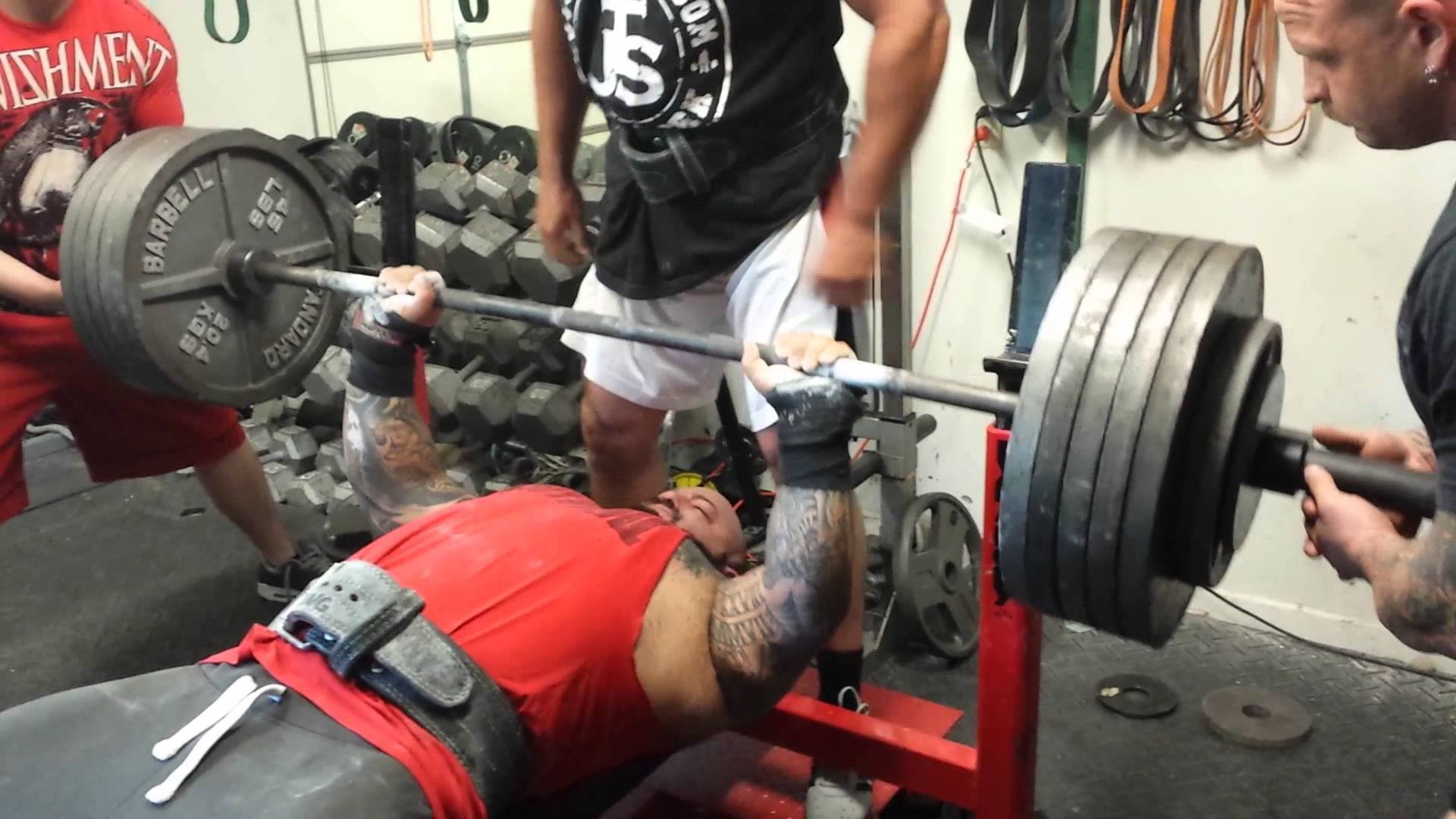 How To Increase Leg Drive To Build A Massive Bench Press