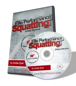 Elite Performance Squatting-Video Seminar-Syatt Fitness