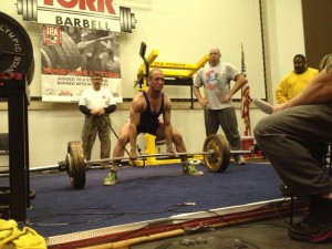 Jordan Deadlift