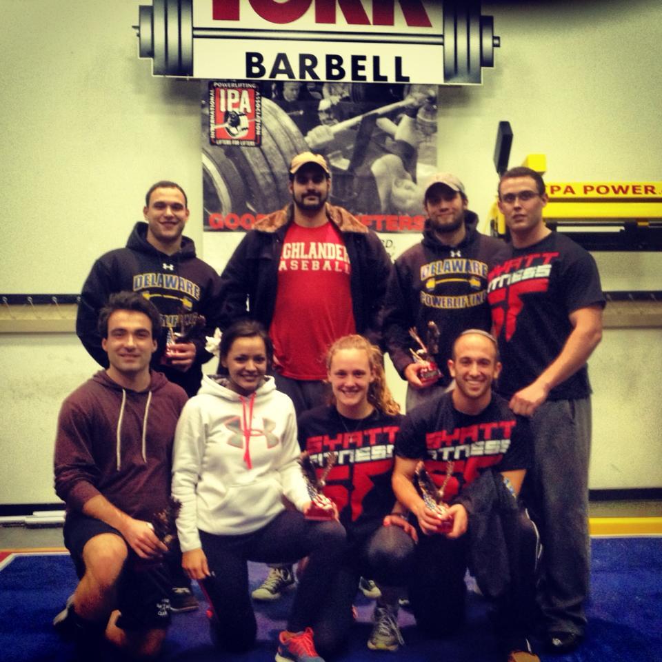 UD Powerlifting Team