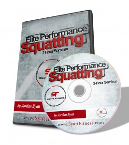 Elite Performance Squat Seminar