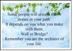 wall or bridge