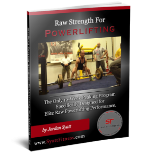 Raw Strength for PLing