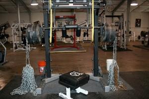 chain squat