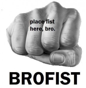brofist