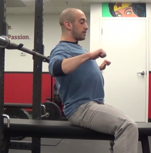 bench press mistakes