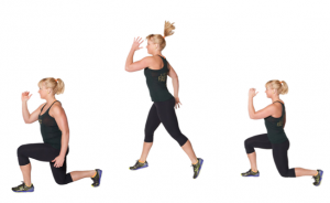 jumping-lunges