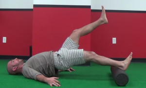 3 Unusual Ways to Use the Foam Roller That Will Get You Offensively Strong