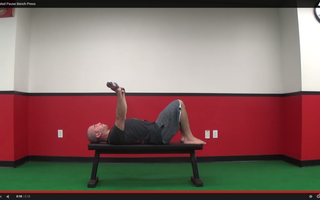 The Feet Elevated Bench Press is Way Better Than the Floor Press (Here's Why)