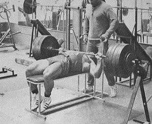 heavy bench
