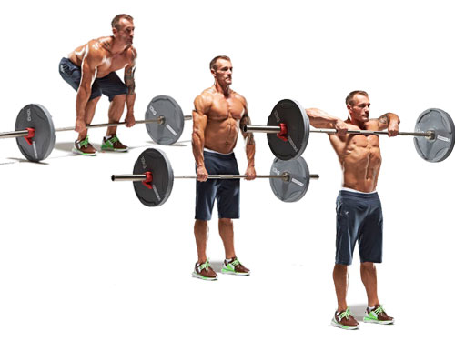 Barbell Complex Madness: 3 New Fat Burning, Muscle Building Barbell Complexes