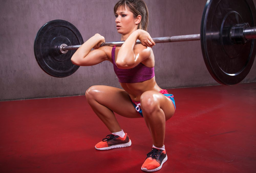 Female Powerlifters: 5 Reasons Every Woman Should Try Powerlifting