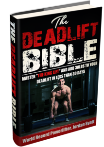 deadlift workout